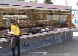 VOF Maarten Kumpen - Stok-Kortenaken - BBQ - schoolfeest