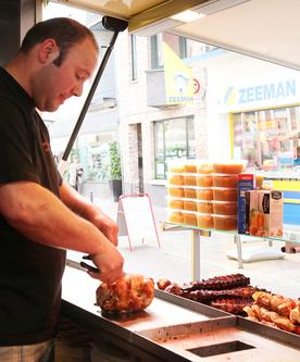 An & Maarten- Kippenfestijn