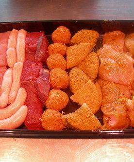 An & Maarten - Gourmet-Fondue-Teppanyaki