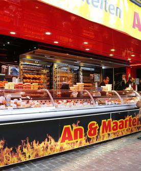 An & Maarten - Markten